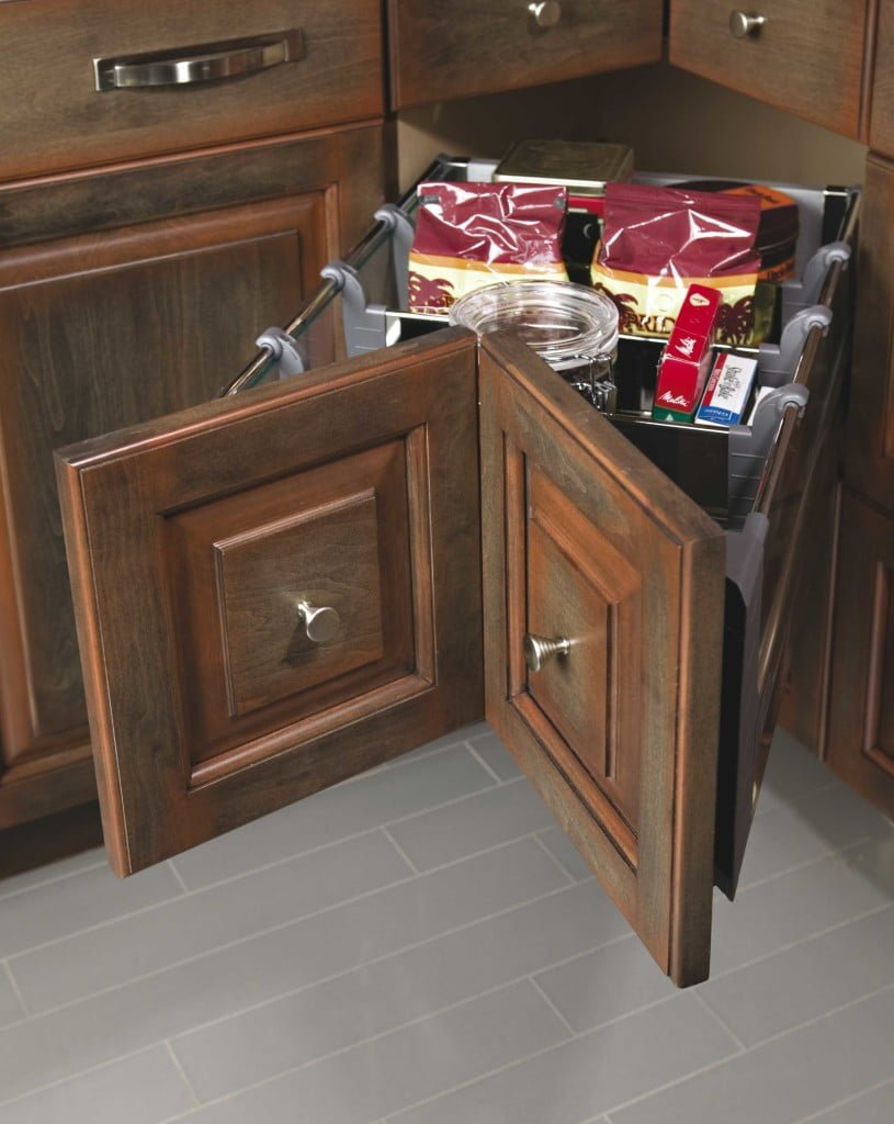 But Consider The Triple Corner Recycling Center If You Are Looking For Another Option This Is An Interesting Cabinet Accessory Which Acts As A