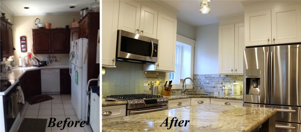 Grandior Before And After Kitchen pic 3A