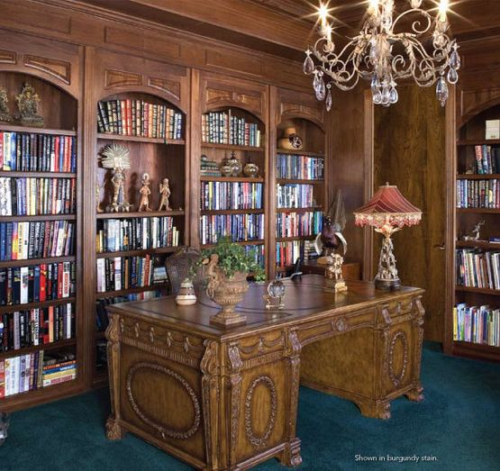 bridgewood-cabinets-library