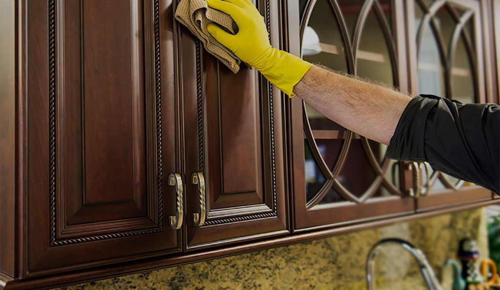 Care and Cleaning Tips for Wood Cabinetry
