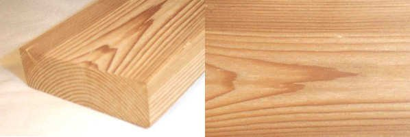 What is the difference between plain sawn quarter