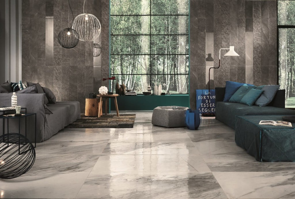 Ceramic Porcelain Tile Vs Vinyl