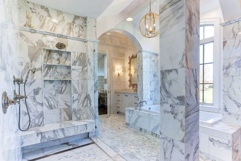 Natural Stones Give The Perfect Amount Of Drama To Any Room